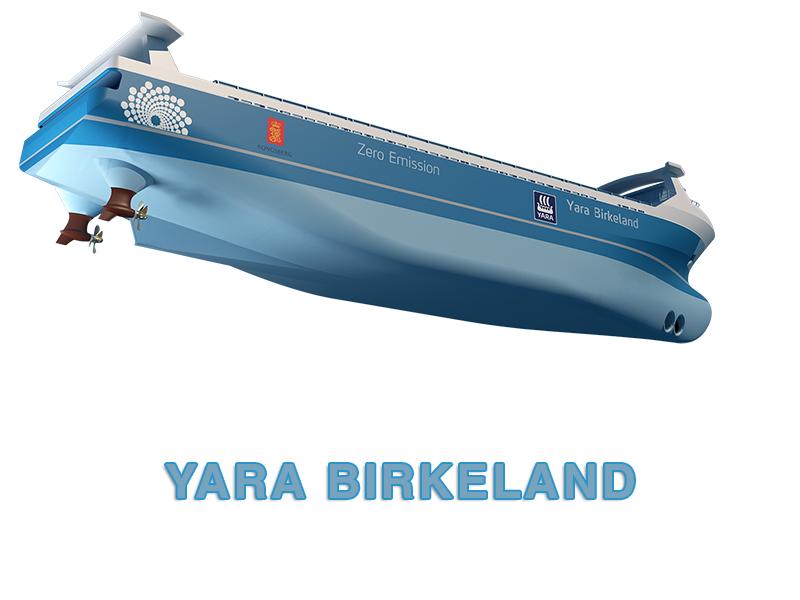 Navio Yara Birkeland