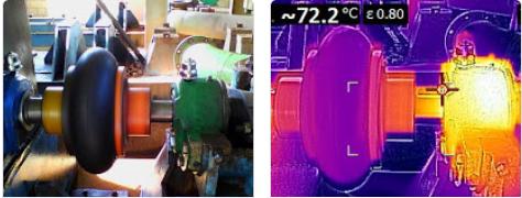 termografia mecanica