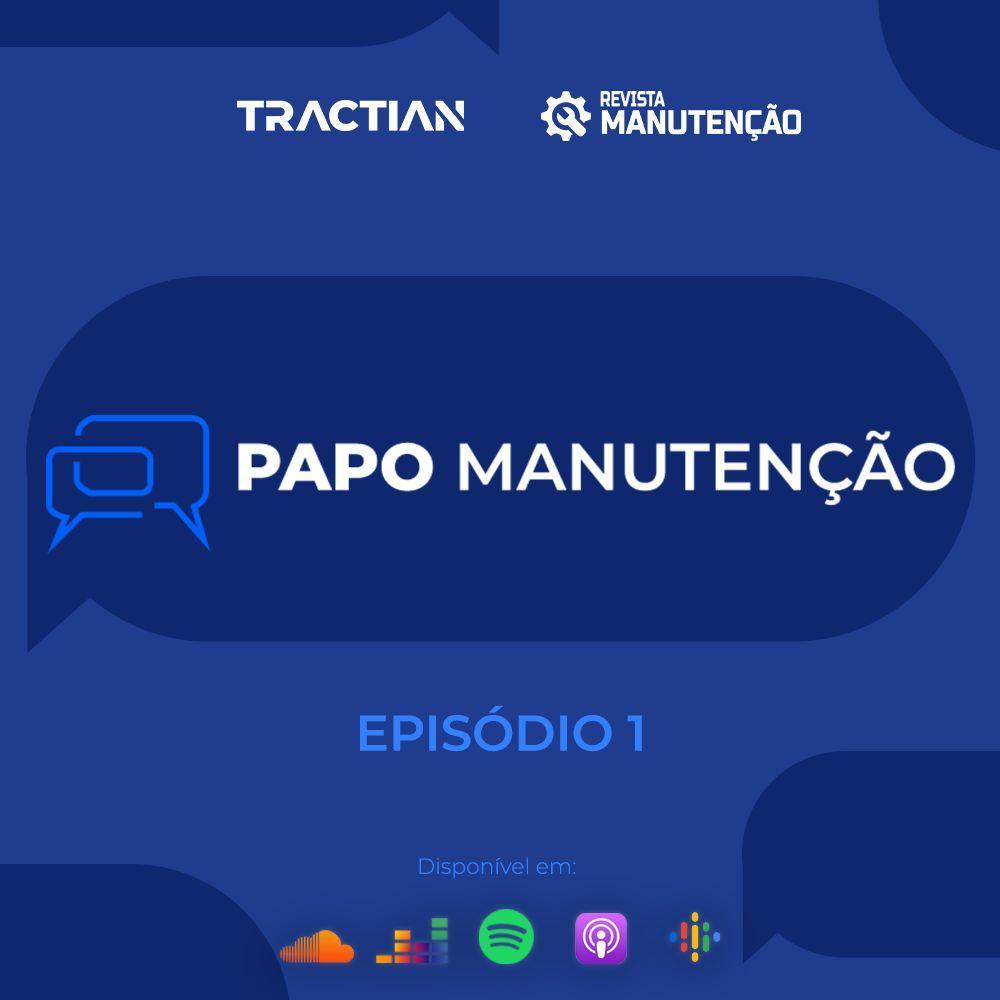 Podcast Webcast Papo Manutencao